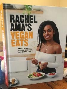 Rachel Ama's Vegan Eats recipe book